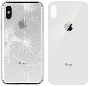 Apple iPhone Back Glass Replacement Repair Service iPhone X/XR/Xs/Xs Max/8/8+/SE