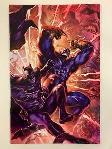 IDW BATMAN/THE MAXX : ARKHAM DREAMS #1 : FRANKIE'S COMICS COVER : NM CONDITION