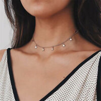 New Fashion Star Choker Necklace Chain Nice Elegant Jewelry For Women Girl Lot