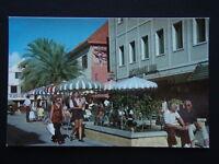 Dr. M. F. Da Costa Gomez Plein Curacao Netherlands c1970's Postcard (P234)