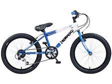 Biciclette blu in acciaio