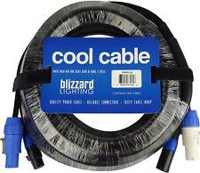 Blizzard Lighting DMXPC-25 / COMBO DMX COOL CABLE+POWERCON COMPATIBLE CABLE 25'