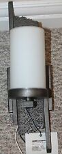 NWT Troy Lighting OUTDOOR WALL SCONCE Sapporo Coll. B2601SS  RV$417