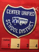 CENTER UNIFIED SCHOOL DISTRICT Patch 77V3