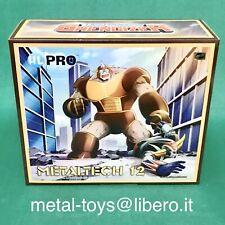 HL PRO Metaltech 12 KING GORI Ufo Robot Grendizer (Goldrake) Action Figure
