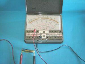 1x tester analogico multifunzione ICE 680 R usato ma funzionante