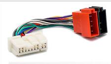CARAV 12-118 radio de Voiture Câble adaptateur ISO pour Nissan Almera Premiera