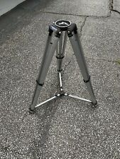 Miller 2 Stage 100mm Bowl Aluminum Tripod Only w/ Mid-Level Spreader