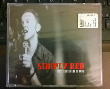 SIMPLY RED - CD's - AIN'T THAT A LOT OF LOVE - 4 TRACKS - NEW!!