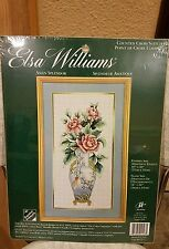 Counted Cross Stitch Kit Elsa Williams Asian Splendor New