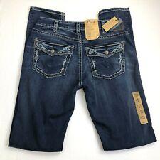 Silver Suki High Pencil Skinny Women W33/L37 (Act 32W 37L) Jeans