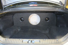 """EMPTY Ford FPV BA BF FG Falcon sedan single 12inch sub ported 12"""" subwoofer box"""