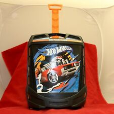 Hot Wheels 100 Car Case Storage Suitcase Carrier Organizer Toy Collection Carry