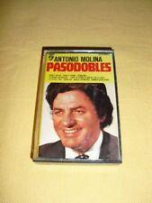 Antonio Molina – Pasodobles Cassette audio Tape