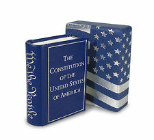 MINIATURE BOOK  The Constitution of the United States of America