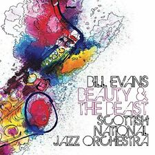 Scottish National Jazz Orchestra and Bill Evans - Beauty and The Beast [CD]