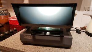 Microfiche ReaderShrewsbury SM 691. Shrewsbury Technology - Working