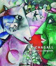 Buch Chagall Meister der Moderne