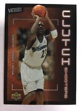 2003-04 Upper Deck Victory Clutch Michael Jordan Card #162