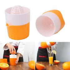 Manual Lemon Press Fruit Squeezer Juice Extractor Machine Orange Juicer Citrus