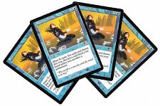 4 LEER LAS RUNAS Embestida x4 NM Read The Runes Onslaught Playset Magic INGLES
