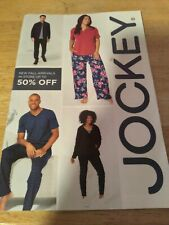 20% off Entire Purchase       Coupon for JOCKEY ~ Online or In-Store   11/30/20