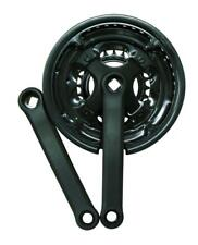 ETC Steel Triple MTB Bike / Cycle Chainset 4838/28t X 170mm Black