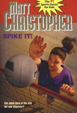 Spike It!: Can Jamie learn to live with her new stepsister?