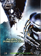 Alien vs. Predator , limited and numbered Mediabook , uncut ,sealed , AVP
