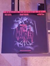 The Mangler - Laserdisc Vintage Rare Laser Disc Horror Thriller