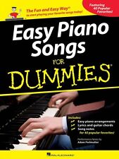 Easy Piano Songs for Dummies Sheet Music The Fun and Easy Way to Start 000121623