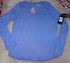 NEW Andrew Marc of NY New York Women Ladies L/S Long Sleeve L Large Purple NWT