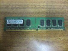 Micron 16GB (8x2GB) PC2-6400U DDR2-800MHz Non-ECC Desktop Memory Ram