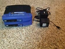 Linksys Befsr41 4-Port 10/100 Wired Cable/Dsl Router (Befsr41 Lot Of Two