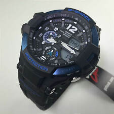 Casio G-Shock Men Aviation Gravitymaster Twin Sensor Ana-Digital Watch GA1100-2B