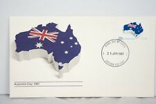 Australia Day 1981 Australian First Day Cover FDC Stamp