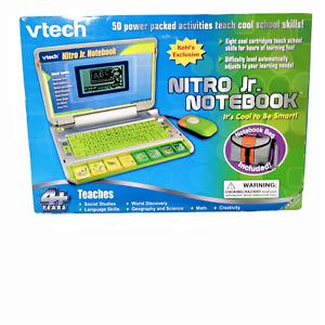 VTech Nitro Notebook Children's Learning Laptop Computer New, Unopened