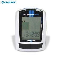 GIANT AXACT 25 funzione wireless PRO Cadenza LCD Bici Computer Contachilometri Bianco
