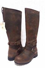 TIMBERLAND® Women's Wheelwright Tall Buckle Waterproof Boots Size  US 6 M EUR 37