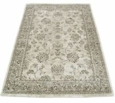 TRADITIONAL STYLE RUG CREAM SILVER GREY ECHO EC09 DELICATE SUBTLE SOFT FADED