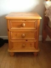 Pine Country Bedside Tables & Cabinets