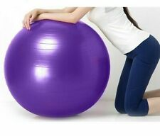 Yoga Ball Gym Balanced Ball Fitness Massage Sport Workout Relieve Pain Training