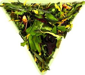 Saint Clement's Green Tea Our Own Special Blend Bergamot Flavour Healthy