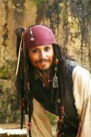 2 NEW Pirate Johnny Depp Preprint Signed Photo 8x10 Autograph Pirates Caribbean