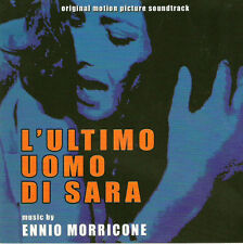Ennio Morricone: L,Ultimo Uomo Di Sara (New/Sealed CD)