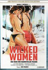 Wicked Women - Jess Franco - Uncut Version - Dvd -