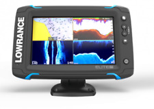 Lowrance Elite-7 Ti2 7' Touch Screen GPS Combo with 3 in 1 Imaging Transducer