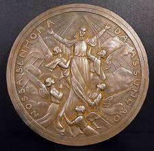 Nossa Senhora da Assunção sc Bargas religieux 16cm Notre Dame de l'Assomption