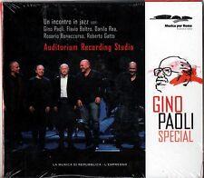 PAOLI GINO REA BONACCORSO GATTO UN INCONTRO IN JAZZ CD DIGIPACK SEALED SPECIAL 1