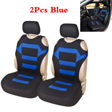 Auto Front Car Seat Cover Interior Accessories T-shirt Design Seat Protection x2